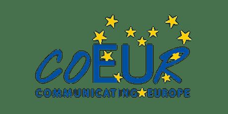 Comunicare Europa. Accettiamo la sfida biglietti