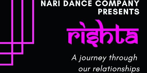 Nari Dance Company presents RISHTA