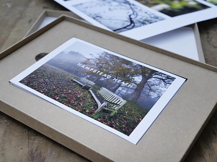 Photography and Bookmaking workshops on Hampstead Heath image