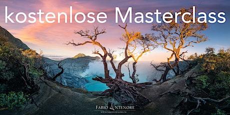 Photoshop mit Fabio Antenore (Masterclass) Tickets