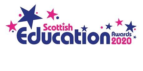 Scottish Education Awards 2020 tickets