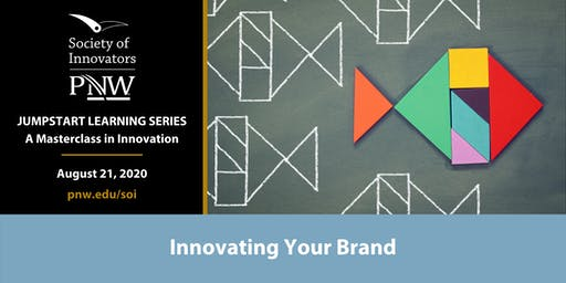 Jumpstart Innovation Masterclass Series #4: Innovating Your Brand