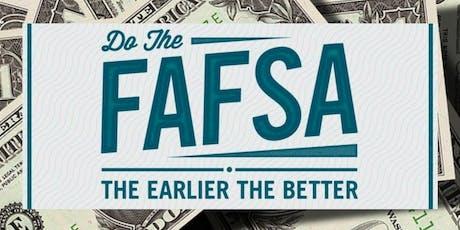 FAFSA Completion Workshops @ ALHS tickets
