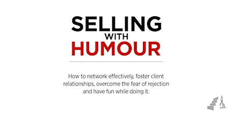 Selling with Humour tickets
