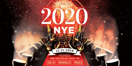 New Years Eve 2020 – Charleston's Premier NYE Red Carpet Event at Ink N Ivy tickets