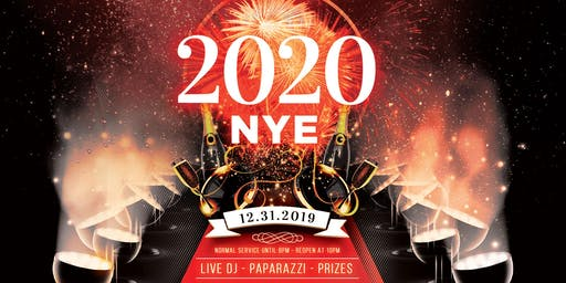 New Years Eve 2020 – Charleston's Premier NYE Red Carpet Event at Ink N Ivy