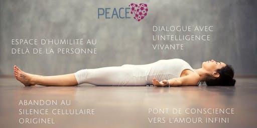 Atelier PEACE - santé, amour et vie en conscience