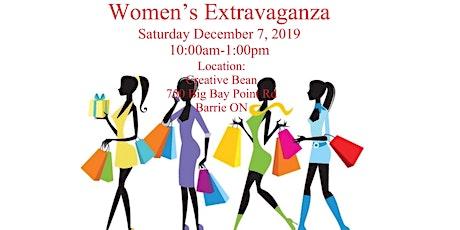 Women's Extravaganza tickets