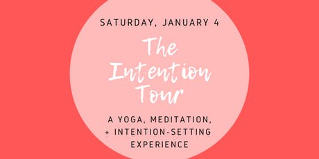 The Intention Tour: Philly tickets