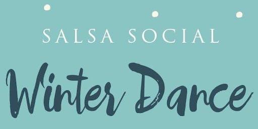 December Salsa Social with Salsa Secrets