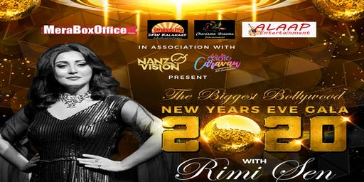 MeraBoxOffice Presents  Bollywood New Years Eve with Rimi Sen at Westin
