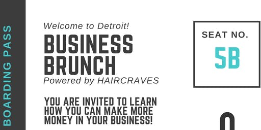 Welcome to Detroit Business Brunch