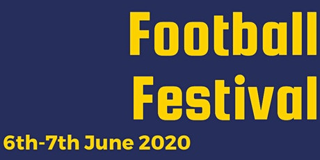 Monmouth Town Juniors Football Festival 2020 tickets