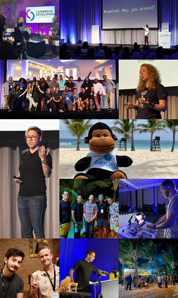 Caribbean Developers Conference 2021 image