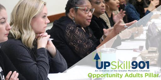 UpSkills 901 Opportunity Adults Committee Meeting