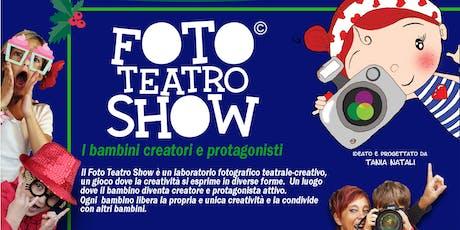 #PGZday - Foto Teatro Show 4-10 anni biglietti