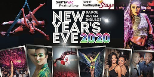 NEW YEARS EVE 2020 : DANCE. DREAM. INDULGE. @ Concord Stage