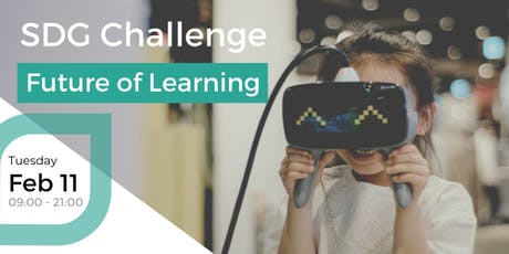 SDG Challenge - Future of Learning tickets