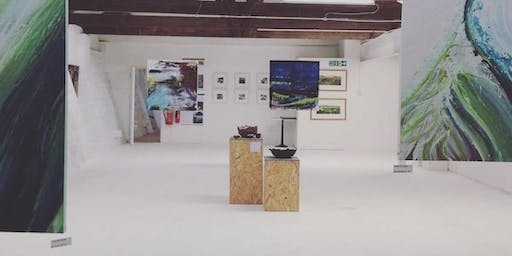 The Arty Party Christmas Edition & Silent Art Auction