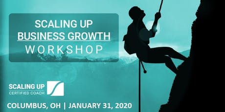 Scaling Up-Rockefeller Habits Business Growth Workshop January 2020 tickets