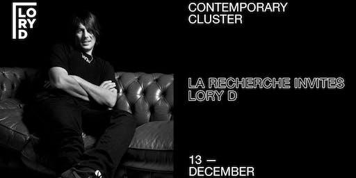 La Recherche invites: Lory D