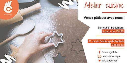 LILLE / Atelier Cuisine Solidaire