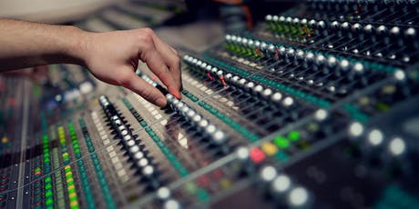 Intro to Audio Editing and Podcasting tickets