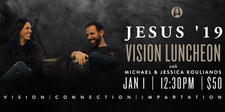 Jesus Image Vision Luncheon 2019 tickets