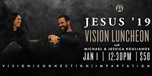 Jesus Image Vision Luncheon 2019