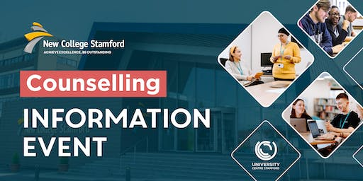 Counselling Information Event