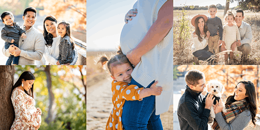 Complimentary Family Photo Session with Shoott at Terra Mar Point!