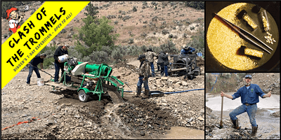 Digger's Expedition: Clash of the Trommels - Gold Belt in Eastern Oregon