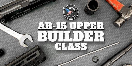AR-15 Upper Building Class