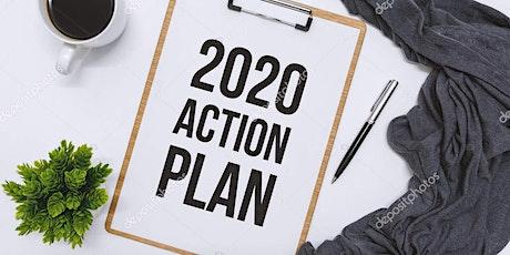 2020 em Ação - Objetivos Alvos e Metas (For Money) ingressos