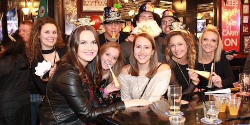 2020 St. Louis New Year's Eve (NYE) Bar Crawl