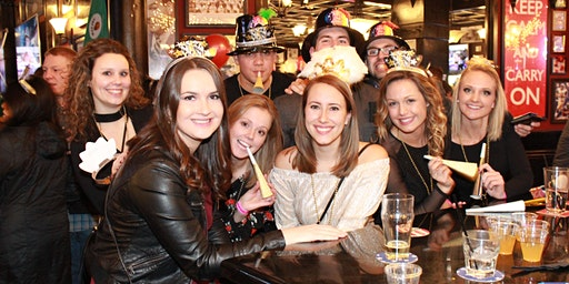 2020 St. Louis New Year's Eve (NYE) Bar Crawl