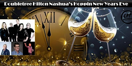 New Year's Eve in Nashua! Doubletree Hilton Nashua Hoppin' NYE tickets