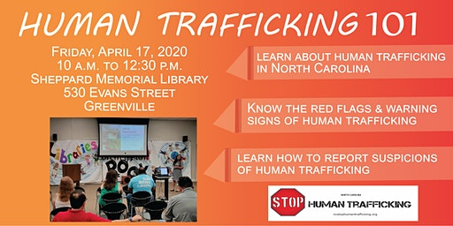 Human Trafficking 101 - April 2020