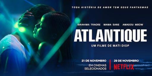 Atlantique - Cinemateca Brasileira - São Paulo  - Sábado - (14/12)