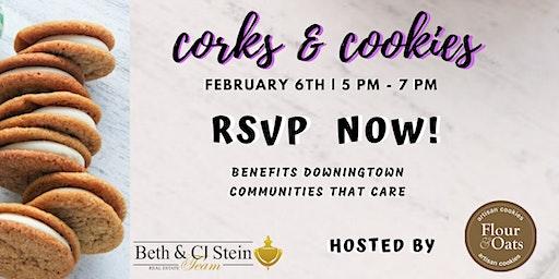 Corks & Cookies