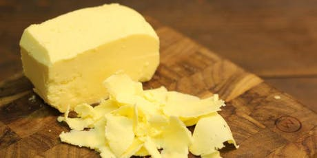Cultured Butter Making Class with Marchant Manor Cheese! tickets