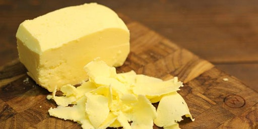 Cultured Butter Making Class with Marchant Manor Cheese!