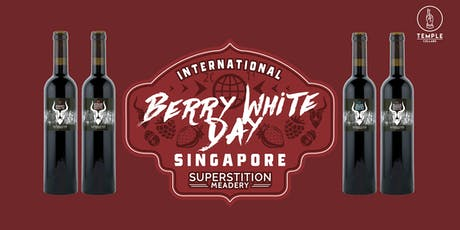 International Berry White Day, Singapore 2019 tickets