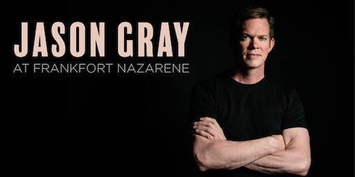 Jason Gray Concert at Frankfort Nazarene