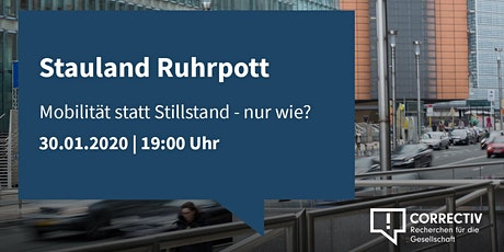 Stauland Ruhrpott Tickets