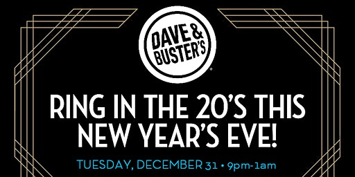 D&B Philadelphia New Year's Eve Celebration 2020 (over twenty-one)