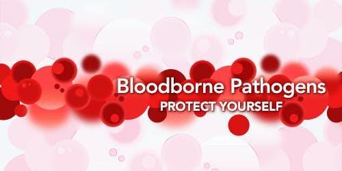 Quarterly High Risk Bloodborne Pathogens
