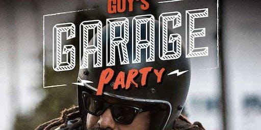 Guys' Garage Party