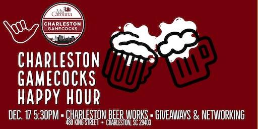 Charleston Gamecocks December Happy Hour!