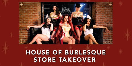 House of Burlesque Collectif Store Takeover tickets